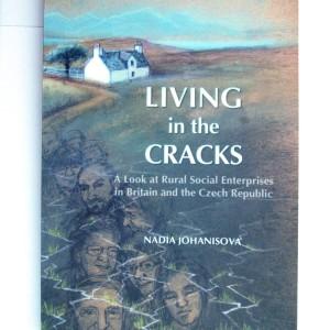 living in the cracks