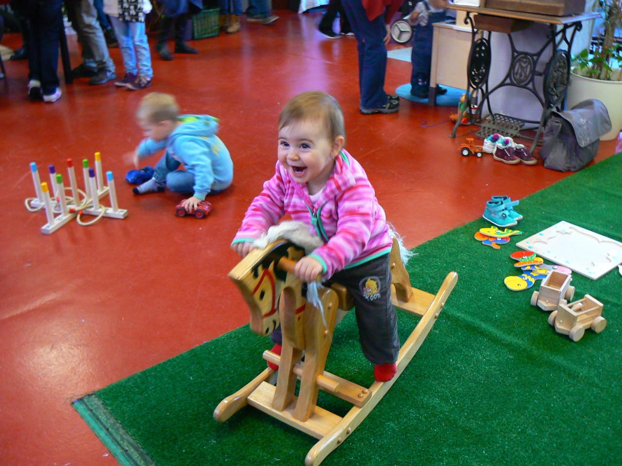 EKO/hračky přilákaly stovky návštěvníků
